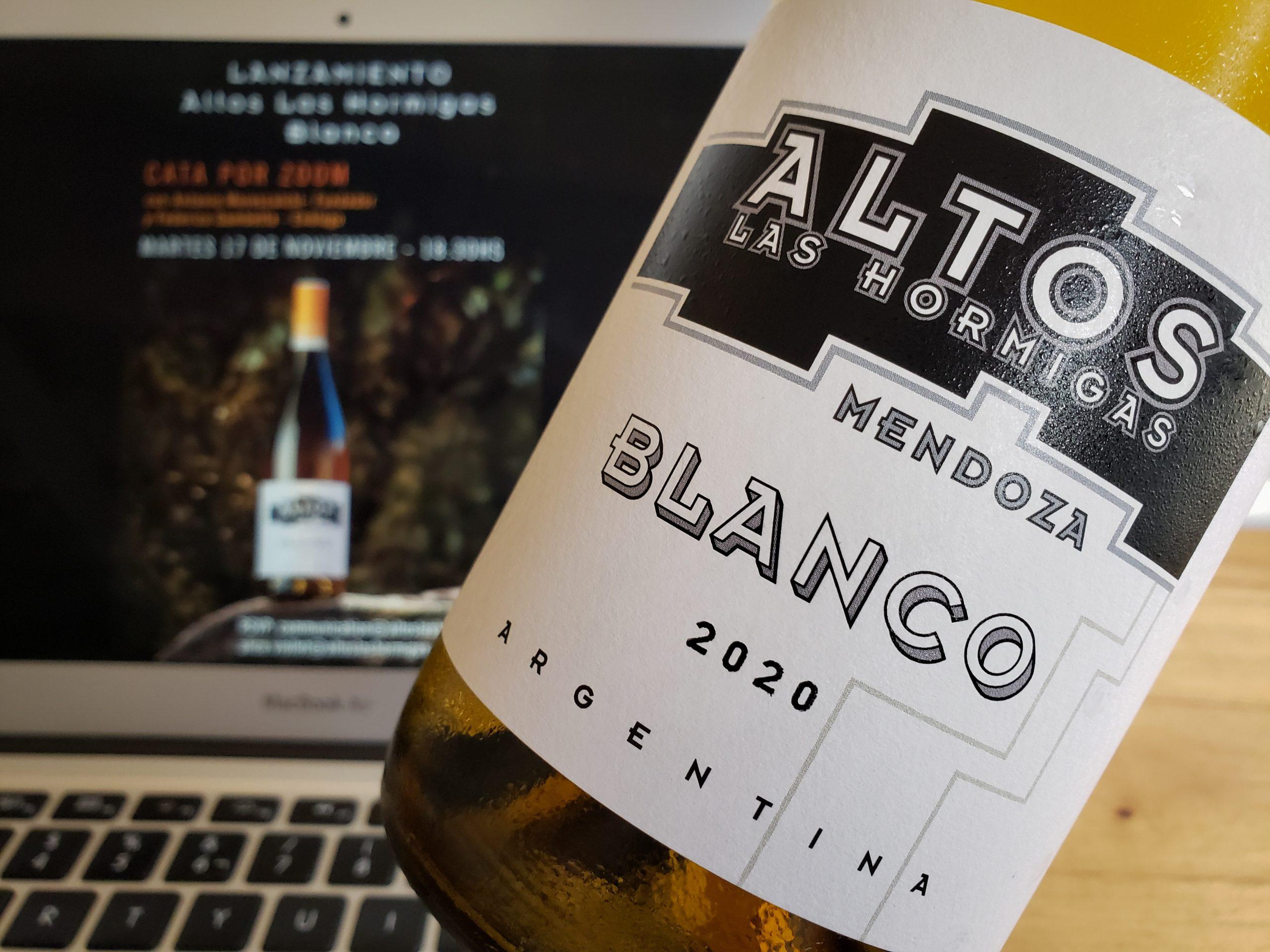 Altos Las Hormigas Blanco 2020